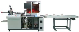 Lsy-400CCD Automatic Gluing and Position System Box Making Machine pictures & photos