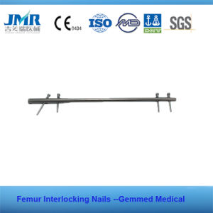 Femoral Interlocking Nails Trauma Bone Implant pictures & photos