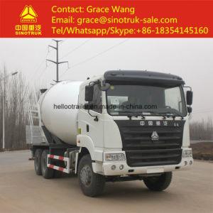 Sinotruk HOWO 6X4 8cbm /10cbm /12cbm Concrete Mixer Truck pictures & photos