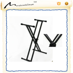 Knockdown X-Style Keyboard Stand pictures & photos
