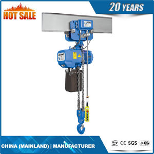 New Type Electric Chain Hoist with Cooling Fan pictures & photos