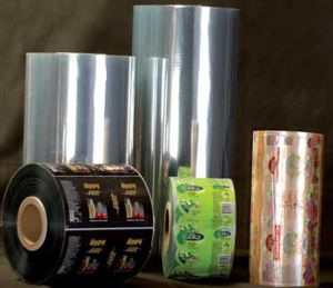 OEM Transparent PVC Shrink Film for Package pictures & photos