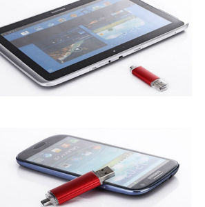 Good Price Smart Cell Phone OTG USB Flash Pen Drive (Hz-LCOTG) pictures & photos