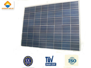 190W High Efficiency Excellent Powerful Poly Solar Panel pictures & photos