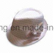 Men′s Gentleman Fedora Hat, Fashion Sports Baseball Cap pictures & photos