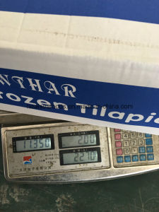 Whole Round Frozen Tilapia Prices pictures & photos