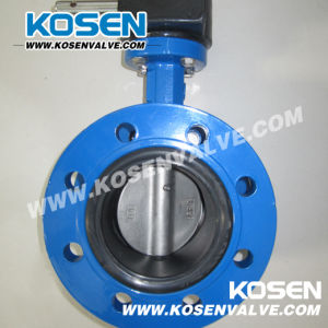 Cast Iron Wafer Butterfly Valves (D41X)