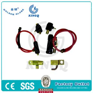 Kingq Conversion Cable Joint for Welding Machine with Ce pictures & photos