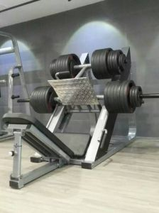 Heavy Duty 45 Leg Press Commercial Fitness Equipment for Sports Fitness pictures & photos