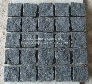 Black Basalt G684 Paving Cube Stone (YQZ-PS1003) pictures & photos