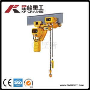 Good Quality Low-Headroom Single Speed Chain Hoist pictures & photos