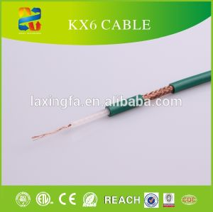 High Quality 7X0.2mm Bc, CCS Kx6+ Power Cable+1 Pair pictures & photos