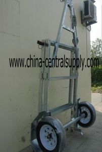 Factory Made Galvanized Utility 8′x4′ Foldable Trailer for Sale CT0020ab pictures & photos