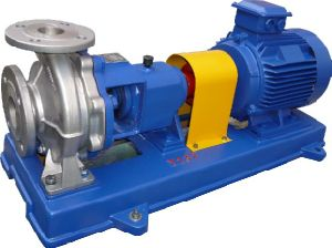 Centrifugal Industrial High Pressure Stainless Steel PTFE Acid Chemical Pump pictures & photos