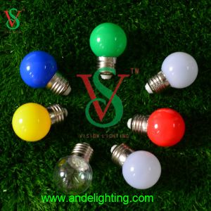 Plastic E27 LED Bulb for Holiday Decoration pictures & photos