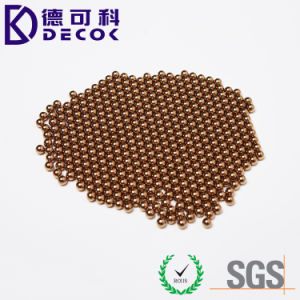 0.5mm Copper Ball, 0.35mm to 30mm 99.9% Pure Copper Ball Manufacturer Solid Copper Ball 0.5mm pictures & photos