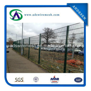 Vinyl Coated Welded Mesh Fencing pictures & photos