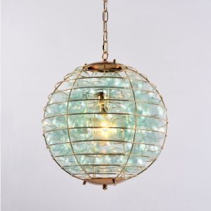 Modern Chandelier Lamp with Glass Balls pictures & photos