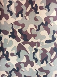 Neoprene with Camo Style Fabric for Wetsuit (HX009) pictures & photos