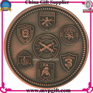 Bespoke Military Coin for Challenge Coin Gift pictures & photos