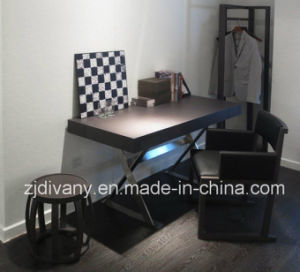 Modern Study Room Wood Writing Desk (SD-23) pictures & photos