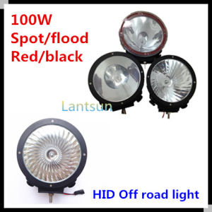9 Inch 100W HID Light for Offroad Jeep pictures & photos