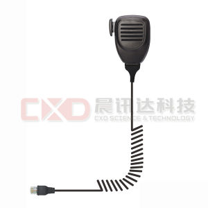 Standard Hand Microphone, Mobile Microphone with RJ45 Connector as Kmc-30