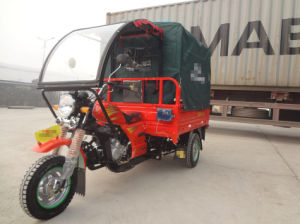150cc Three Wheel Tricycle with Cabin pictures & photos