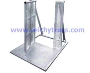 Aluminum Crowd Control Barrier for Cencert pictures & photos