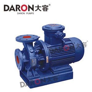 Iswr Horizontal Recirculating Centrifugal Hot Water Pump