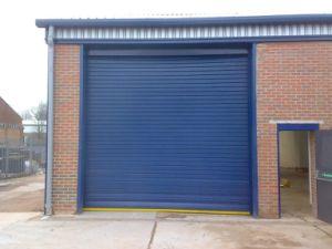 Residential Roller Garage Door pictures & photos