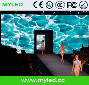 HD Indoor Fullcolor Video Big Stage LED Display Show pictures & photos