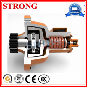 Construction Hoist Series Worm Gearbox Emergency Brake pictures & photos