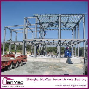 High Quality Prefabricated Building Steel Structure Factory pictures & photos