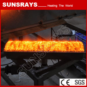 Industrial Infrared Burner Heater with Metal Fiber Burner pictures & photos