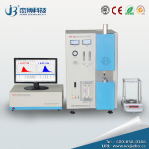 Carbon Sulfur Analyzer for Alloy Cast Iron Jiebo pictures & photos
