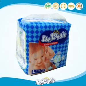 2017 Baby Products Full-Surrounded Waist Baby Diaper pictures & photos