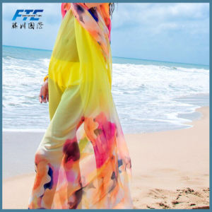 Polyester Fiber Beach Towels Pareo Soft pictures & photos