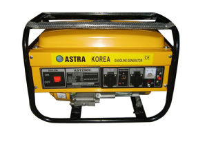 Astra Korea Gasoline Generator 2.5kw Portable Generator pictures & photos
