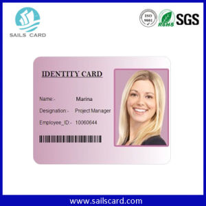 Customized Printing PVC ID Card pictures & photos