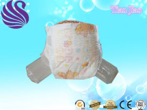 OEM Super Soft Cheap Baby Diapers in China pictures & photos