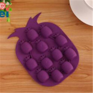 Fruit Shape Custom Food Grade Silicone Ice Cube Mold pictures & photos