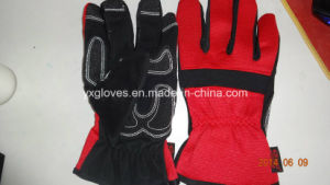 Reinforce Plam Glove-Mechanic Glove-Utility Glove-Performance Glove-Work Glove pictures & photos