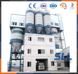 Hjj1000 Dry Mortar Production Line/Pre-Mixed Cement Mortar Manufacturing Line pictures & photos