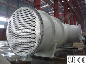 Fixed Tube Sheet Stainless Steel Chemical Industry Heat Exchanger pictures & photos