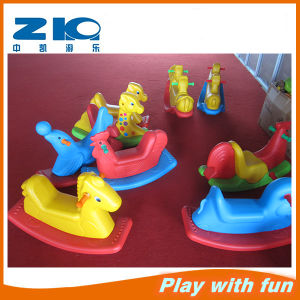 Plastic Rocking Horse on Sell pictures & photos