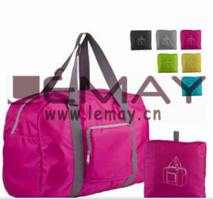 Luggages Promotion Foldable Duffle Bags pictures & photos