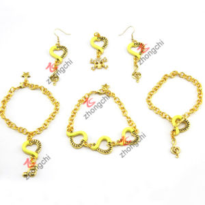 Fashion Gold Jewellry Sets for Wedding Gift (B-16)
