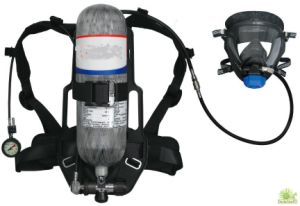 Fire Fighting Self-Contained Air Breathing Apparatus pictures & photos