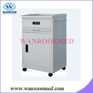 Bc007 Blue Color ABS Steel Medical Bedside Cupboard pictures & photos